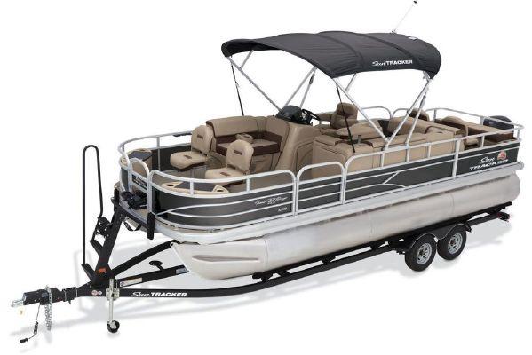 Sun Tracker Fishin' Barge 22 XP3 - main image