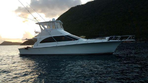 Ocean 48 Super Sport Convertible