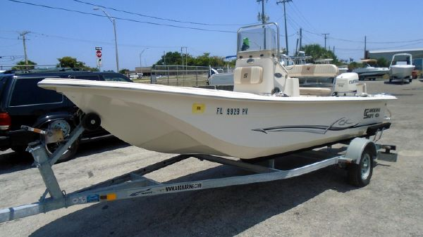 Used Carolina Skiff JVX 18 CC ARG Marine, New, Used, Outboard Motors