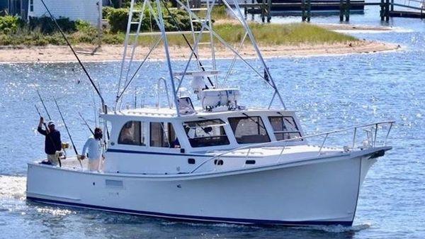 Wesmac Tuna Fisherman