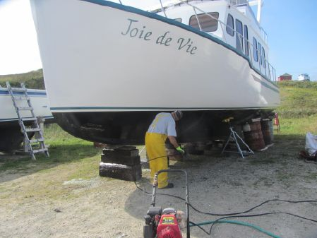 Custom Trawler Type 40 image