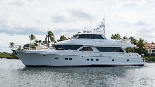Ocean Alexander Motor Yacht MADNESS