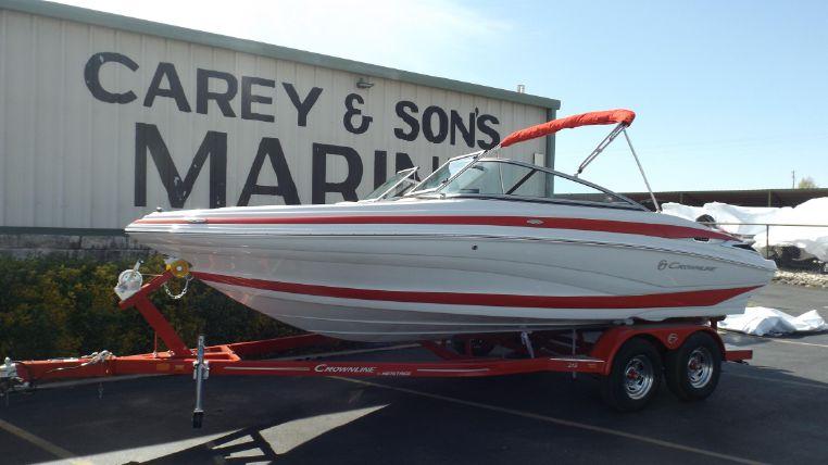 2019 Crownline 215 SS Granbury, Texas - Carey & Sons Marine