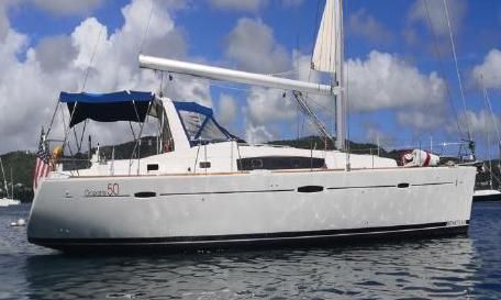 Beneteau Oceanis 50 - main image