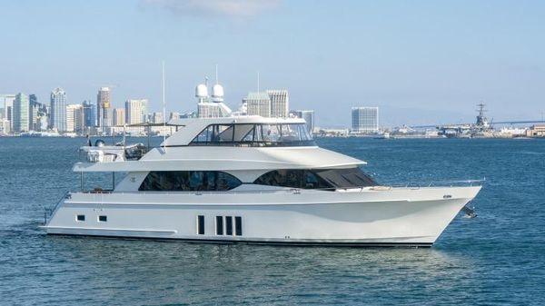 Ocean Alexander 85 Motor Yacht