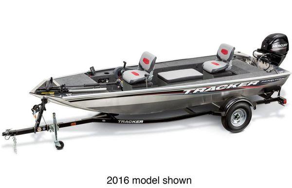 2017 Tracker Panfish 16