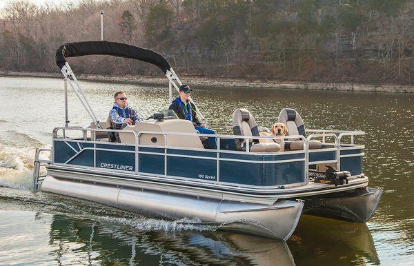 2018 Crestliner 200 Sprint Fish & Cruise