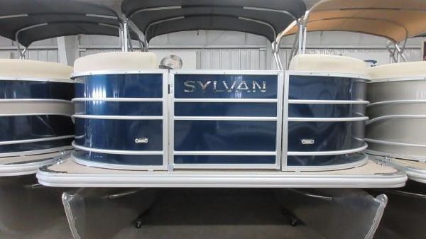 Sylvan Mirage 8520 Cruise N Fish