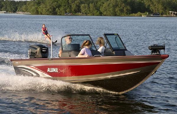 2021 Alumacraft Edge 185 Sport