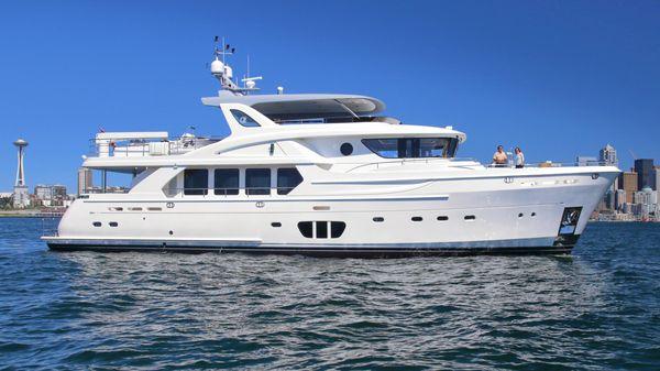 Selene 92' Ocean Explorer