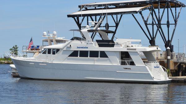 Custom 72 Motoryacht