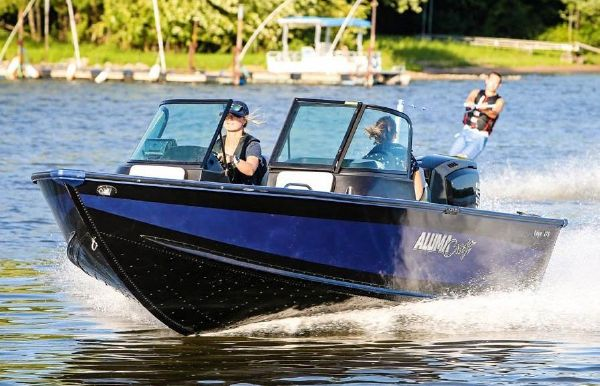 2021 Alumacraft Edge 175 Sport