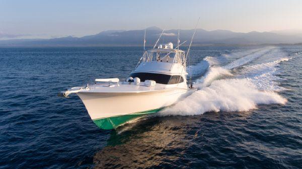 Jamie Chadwick Boats 57 Custom Carolina Sportfish