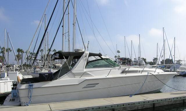 Sea Ray 460 Express - main image