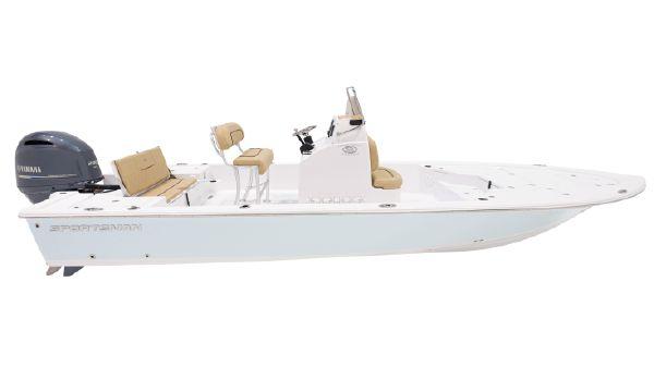 Sportsman Tournament 234 SBX Bay Boat