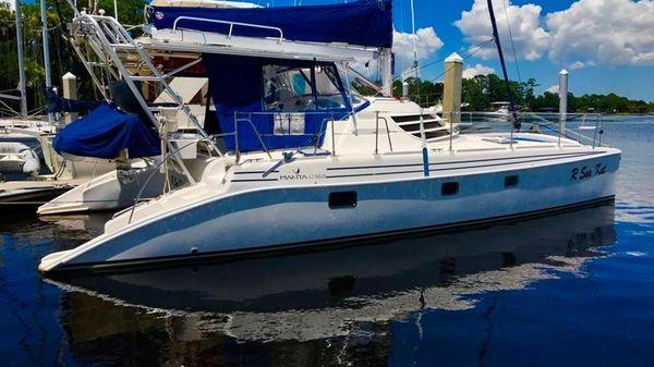 Manta MKII Sail Catamaran