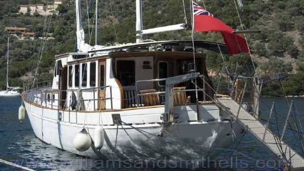 Greek Motor Sailer 70
