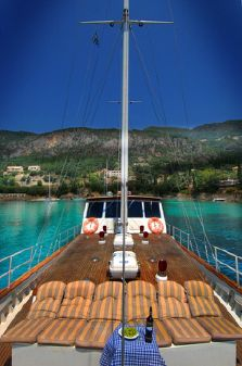 Greek Motor Sailer 70 image
