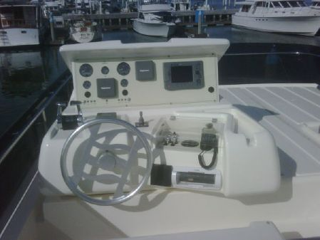 Ferretti Yachts 510 image