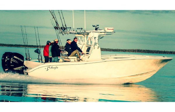 2018 Yellowfin 29