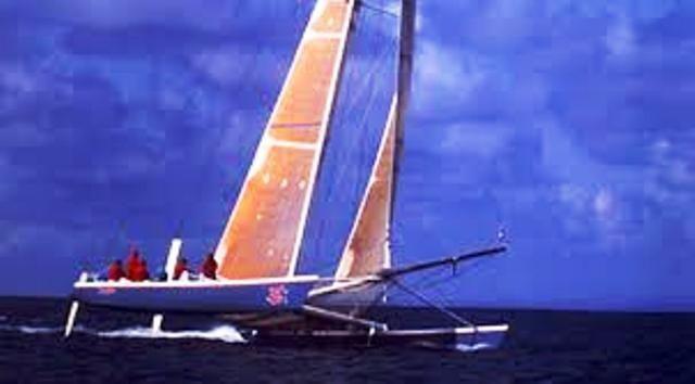 1988 RD Boatworks 60 Open Catamaran