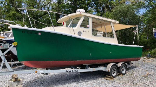 Nova Trawler Alyward Picnic Boat