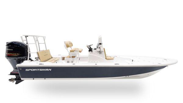 Sportsman Tournament 214 Bay Boat