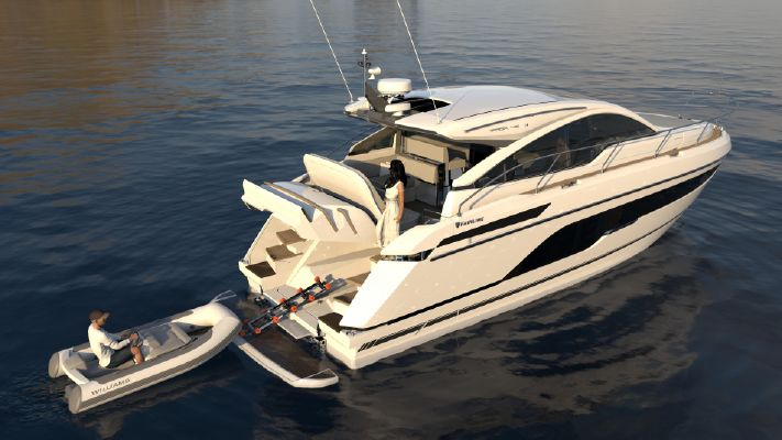 Fairline Targa 45 GT - main image
