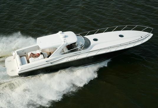 2009 Fountain 48 Express Cruiser