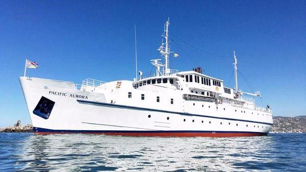 Custom Canadian S&E Superyacht