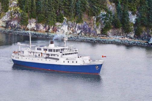 Custom Canadian S&E Superyacht image