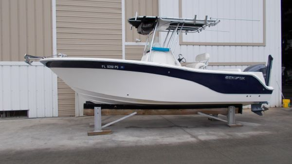 Sea Fox 226CC Pro Series