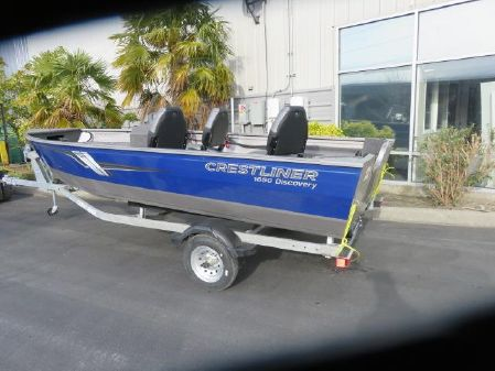 Crestliner 1650 Discovery SC B3243 image