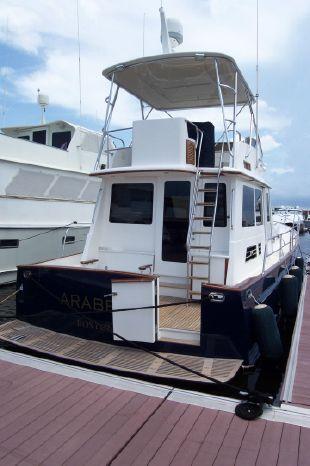 2004 Legacy Yachts Flybridge Sedan Buy Purchase