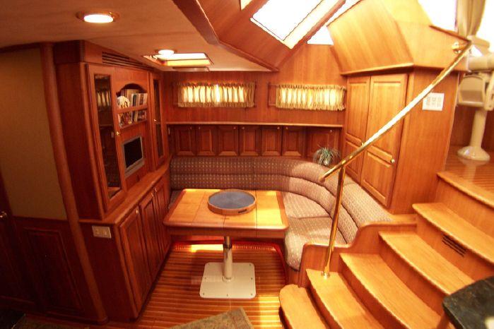 2004 Legacy Yachts Flybridge Sedan Buy Connecticut