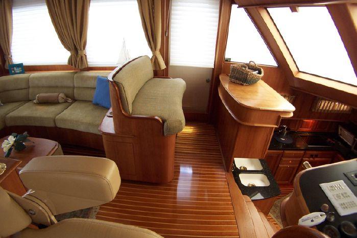 2004 Legacy Yachts Flybridge Sedan Purchase Buy