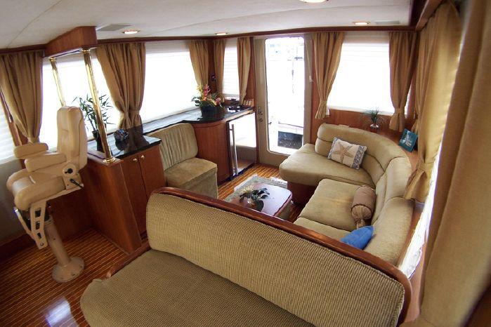 2004 Legacy Yachts Flybridge Sedan Purchase Purchase