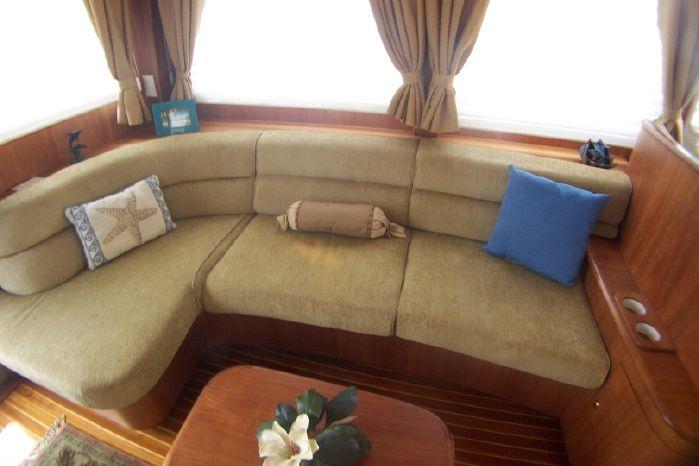 2004 Legacy Yachts Flybridge Sedan Broker Connecticut