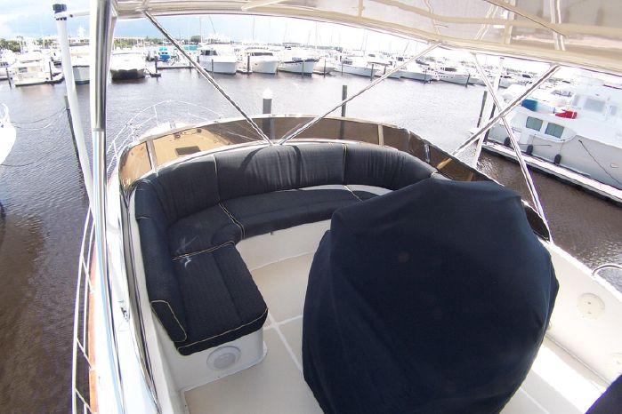 2004 Legacy Yachts Flybridge Sedan Sell Brokerage