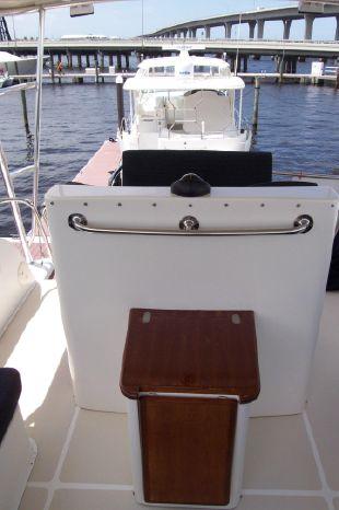 2004 Legacy Yachts Flybridge Sedan Sell Massachusetts