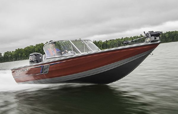 2018 Crestliner 1750 Fish Hawk WT