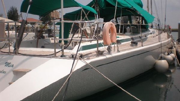 Cassanelli Spa 80ft Vallicelli Sloop