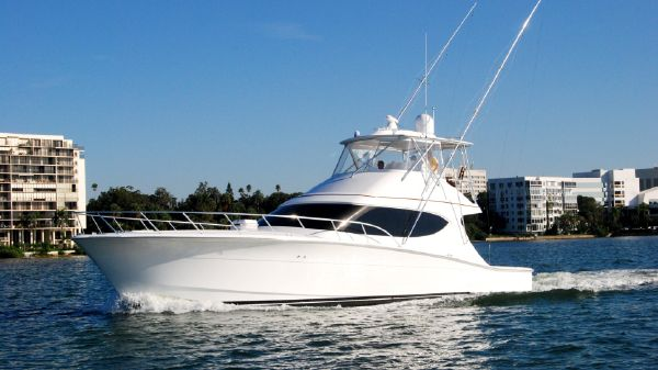 Hatteras GT54 Ready for Action!