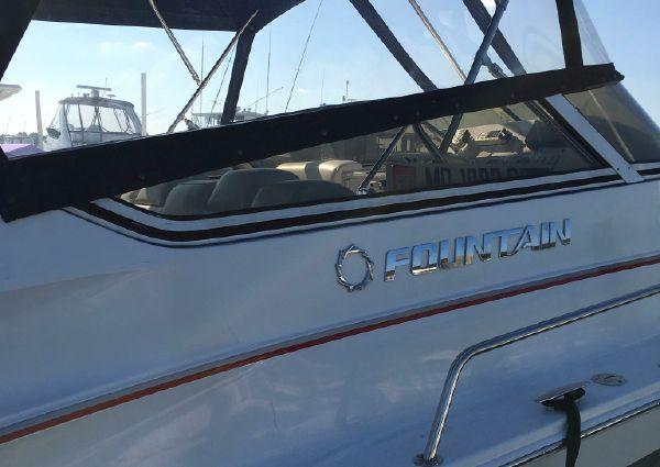 Fountain 38 Express Cruiser image