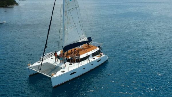 Fountaine Pajot Salina 48 Evolution