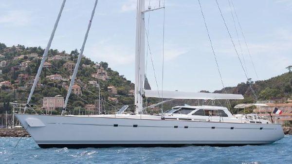 Fitzroy yachts 84ft Aluminium Cutter Sloop