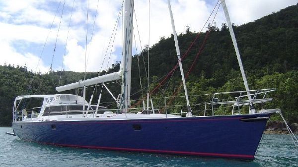 Applied Alloy 65ft Cutter Sloop