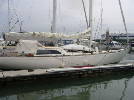 Columbia 50ft Classic Cutter Sloop image