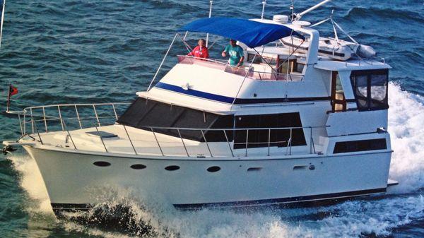 Marine Trader Tradewinds 43 Motor Yacht