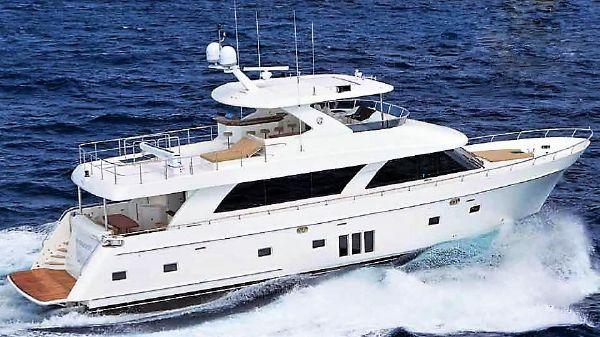 Ocean Alexander 85E Pordavino Profile